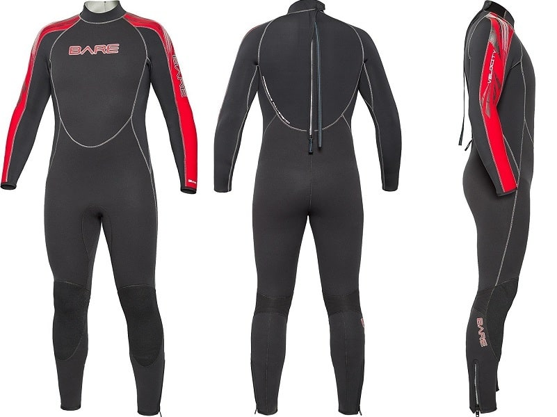 Bare Wetsuits Velocity